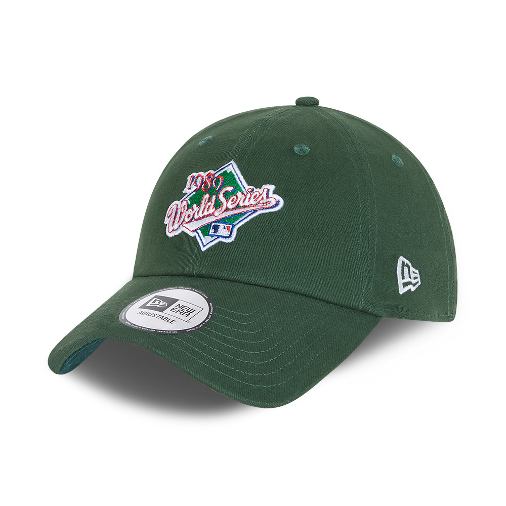 Oakland Athletics – World Series – Casual Classic – Kappe in Grün