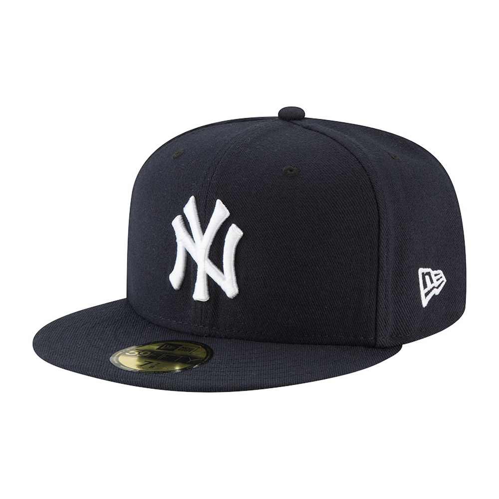 59FIFTY – New York Yankees – Authentic On Field Game – Kappe in Marineblau