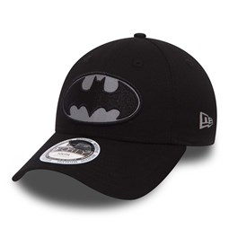 Batman Reflect 9FORTY noir enfant