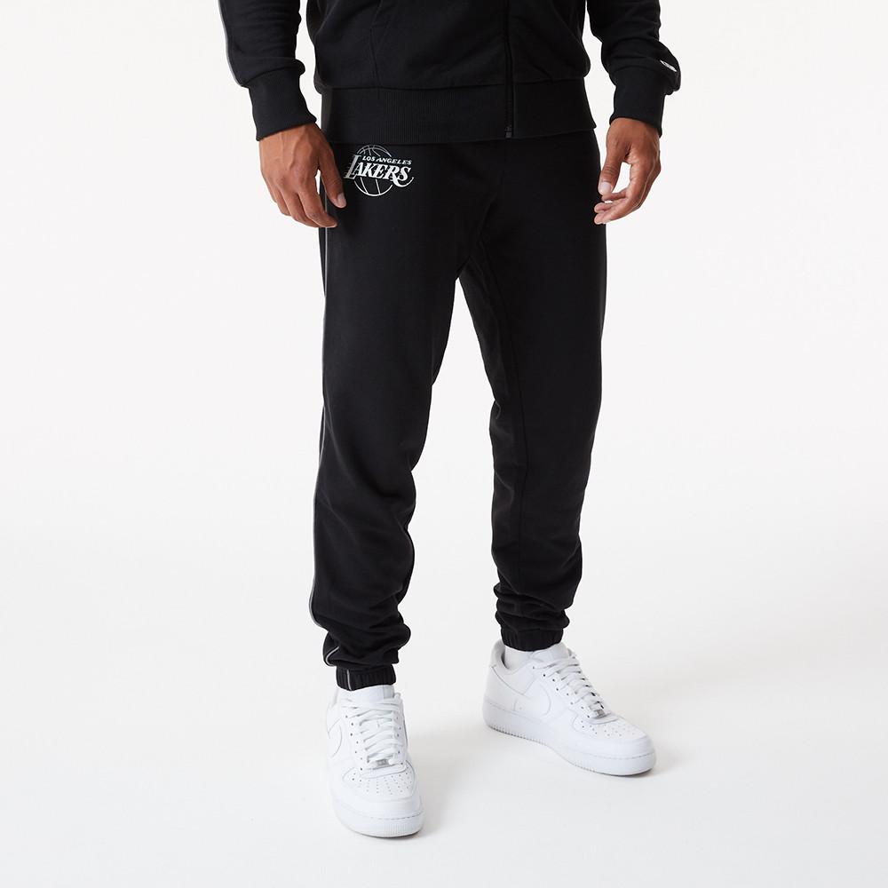 Pantaloni jogger Fade Logo LA Lakers neri