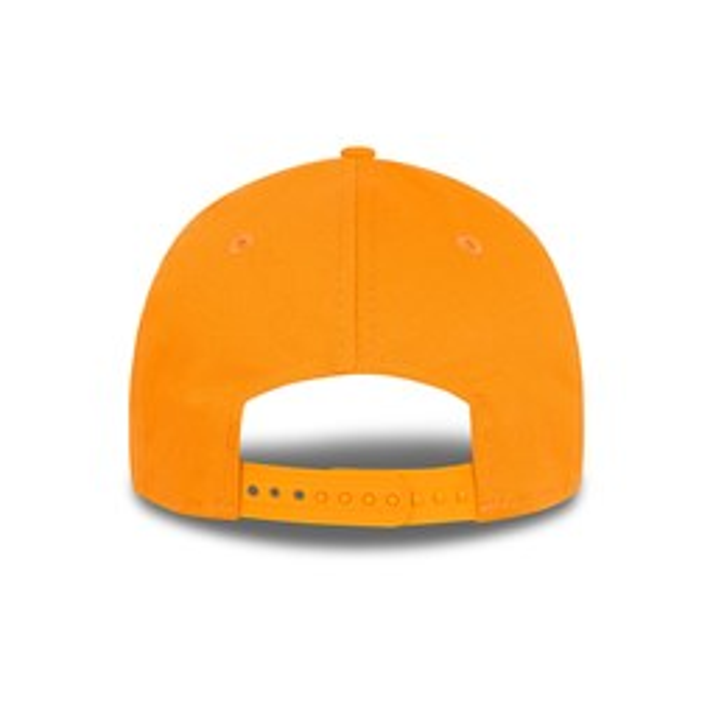 Cappellino 9FORTY Stretch Snap Essential McLaren F1 bambino arancione