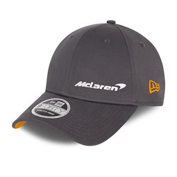 Cappellino 9FORTY Stretch Snap Essential McLaren F1 nero