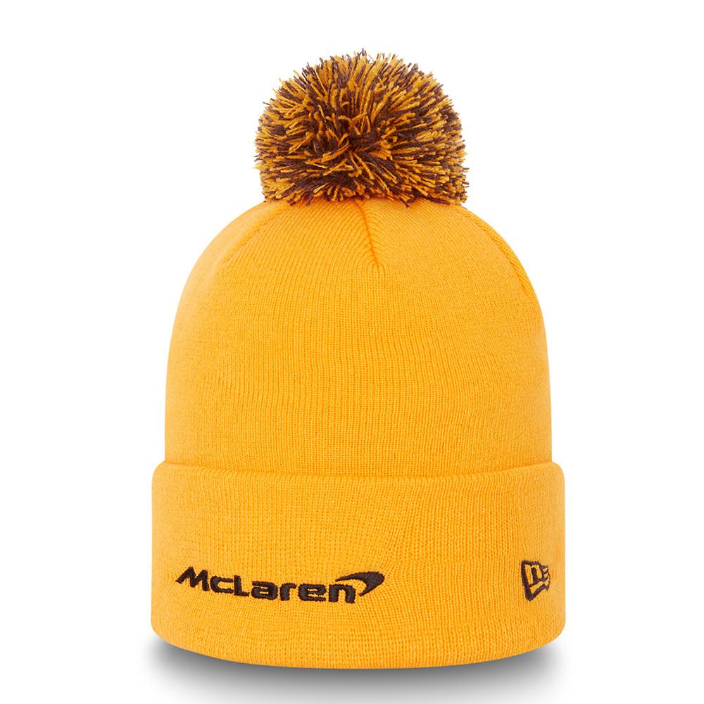 Bonnet à pomponMcLaren F1Essential, orange