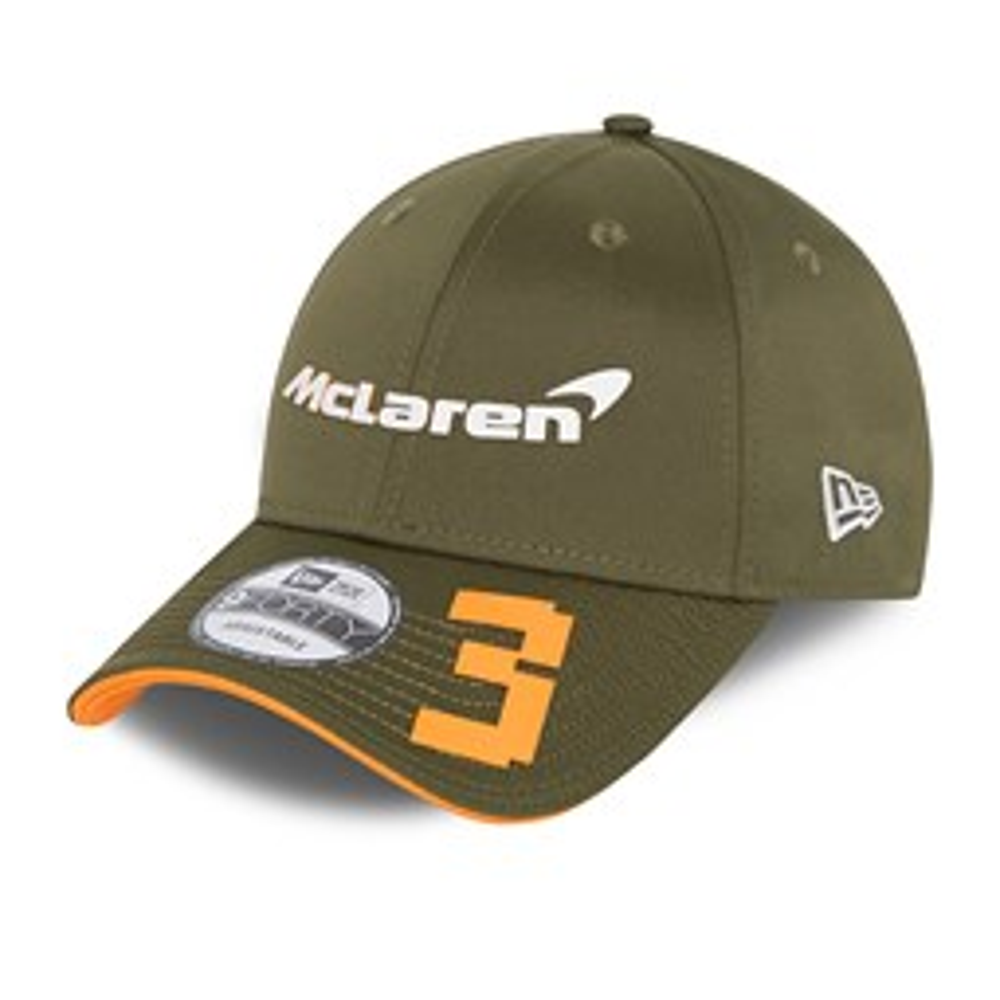 9FORTY – McLaren – F1 – Australia – Daniel Ricciardo – Kappe in Grün