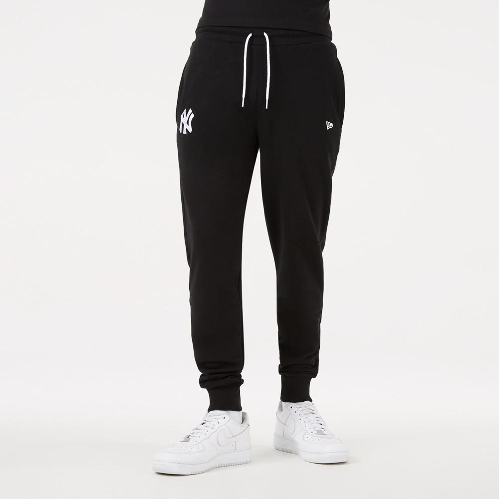 Pantalon de jogging logo des New York Yankees, noir