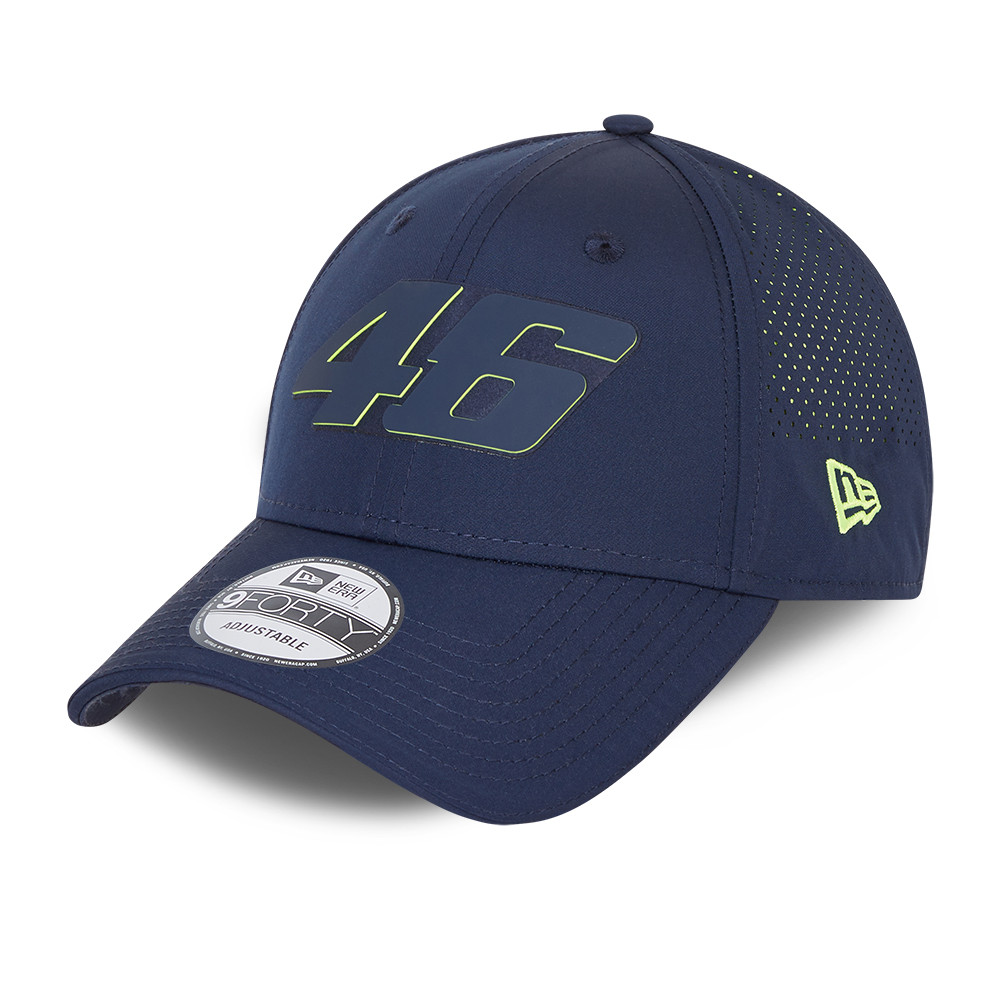 VR46 Lifestyle Blue 9FORTY Cap