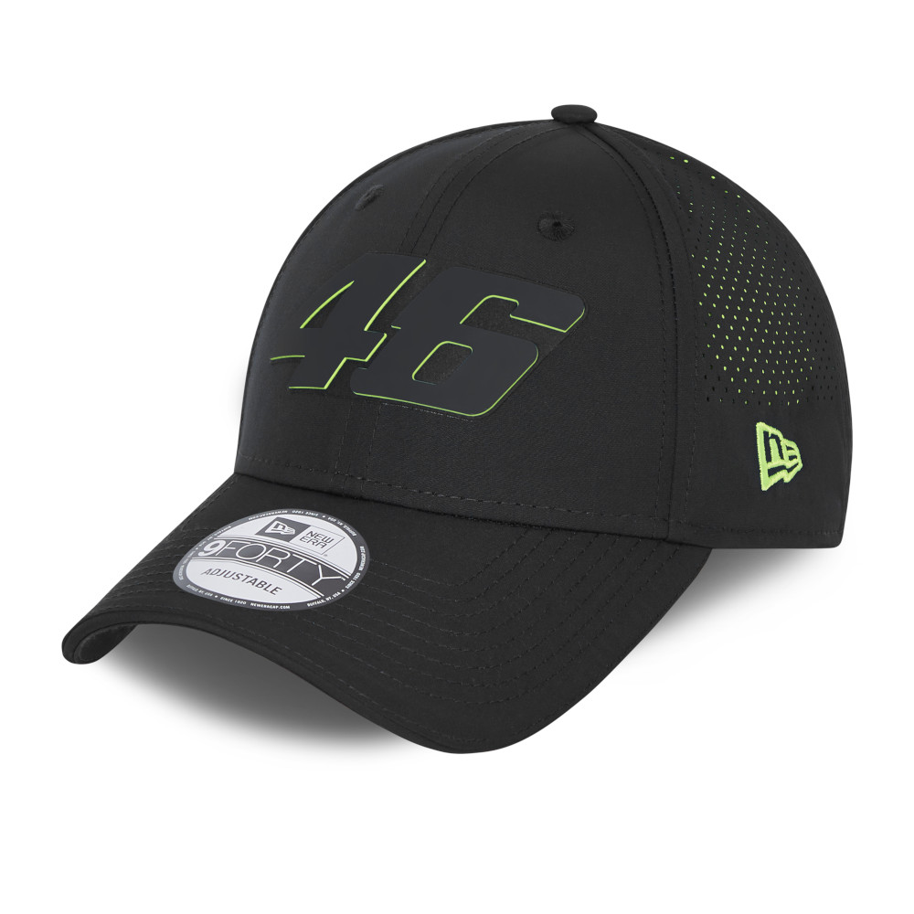 9FORTY – VR46  Lifestyle – Kappe in Schwarz