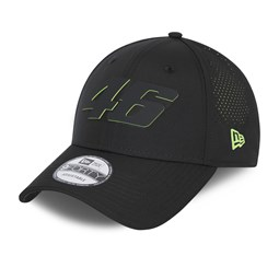 VR46 Lifestyle Black 9FORTY Cap