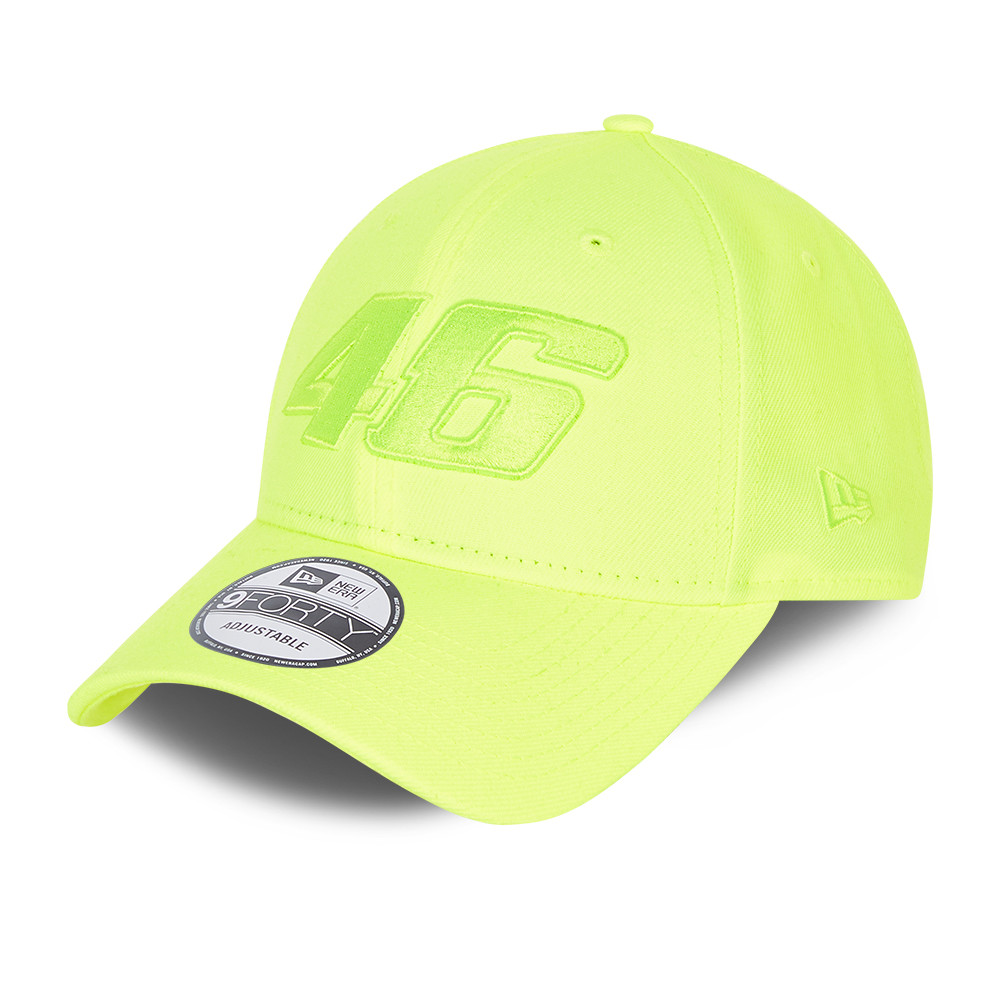 VR46 Core Yellow 9FORTY Cap