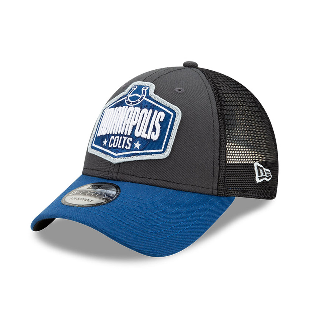 Cappellino 9FORTY NFL Draft Indianapolis Colts grigio