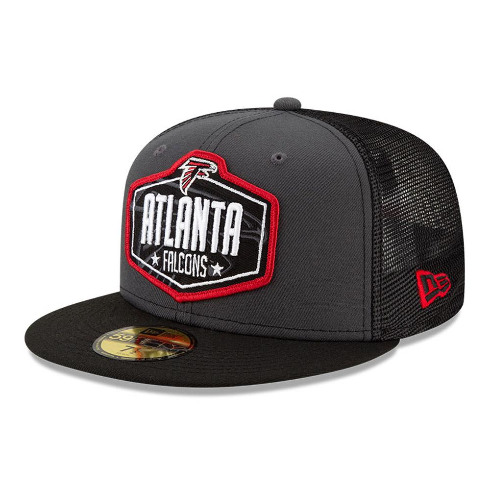 Cappellino 59FIFTY NFL Draft Atlanta Falcons grigio