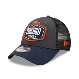 Cappellino 9FORTY NFL Draft Chicago Bears grigio