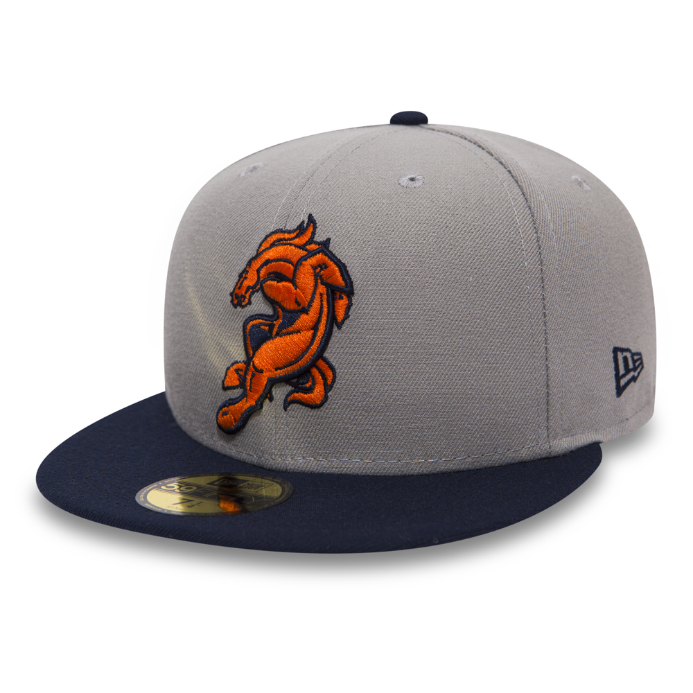 Denver Broncos Grey 59FIFTY