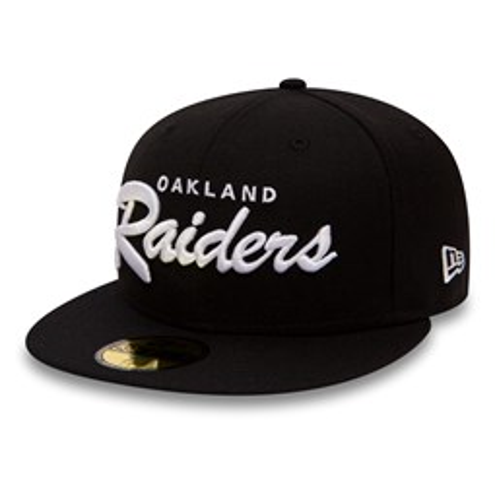 Oakland Raiders 59FIFTY noir