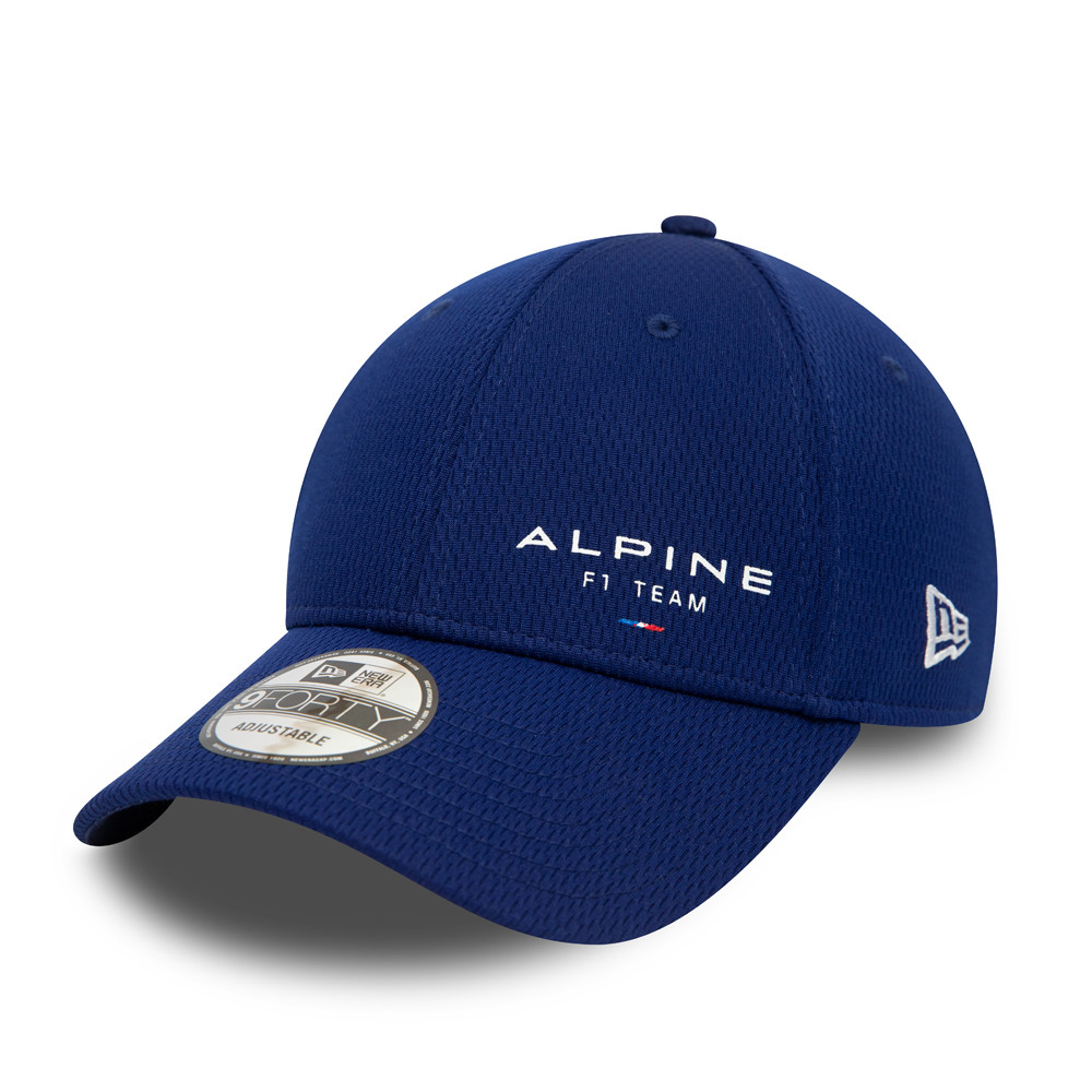 9FORTY – Alpine F1 – Kappe in Flawless Blue