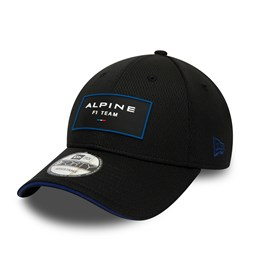Alpine F1 Dash Black 9FORTY Cap