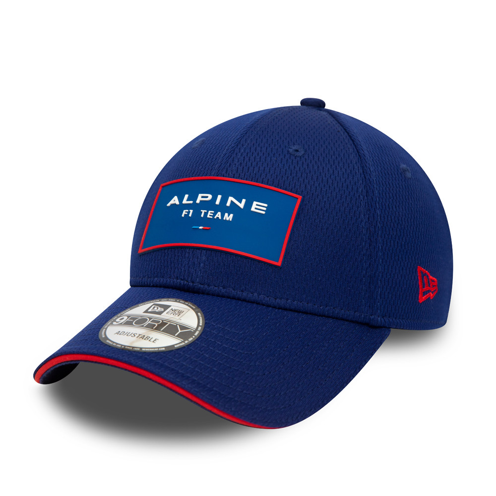 9FORTY – Alpine F1 – Kappe in Dash Blue