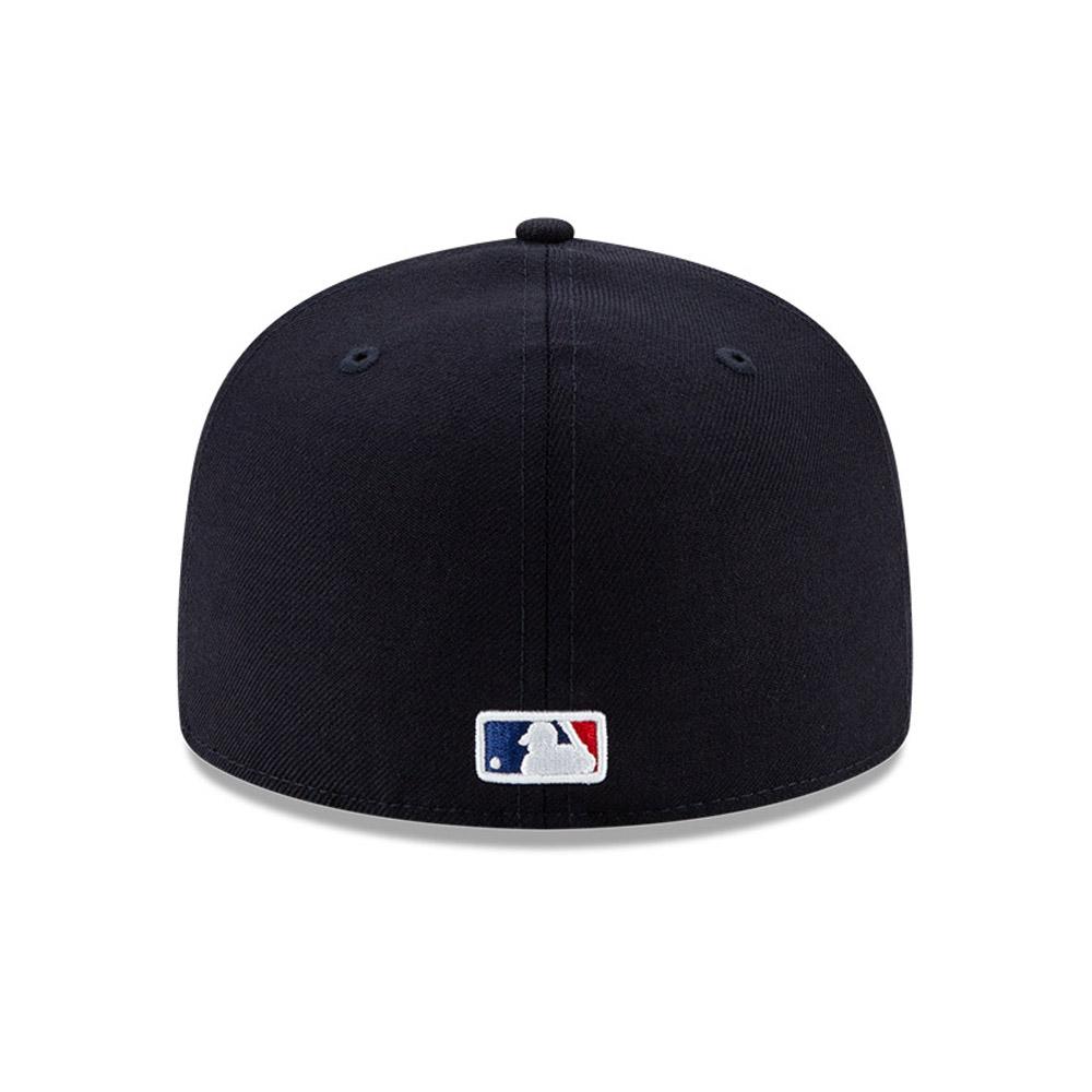 Casquette 59FIFTY MLB World Series des Detroit Tigers, bleu marine