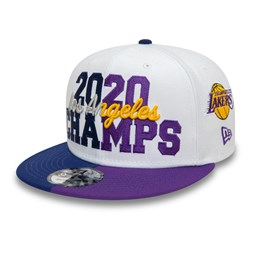 Gorra LA Lakers and LA Dodgers Co Champs 9FIFTY, blanco