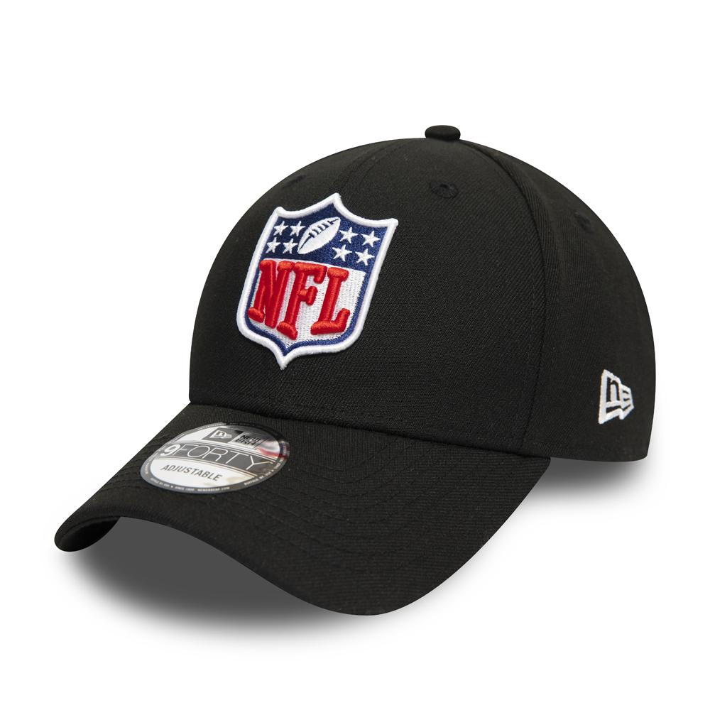 NFL Logo Black 9FORTY
