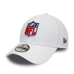 NFL Logo White 9FORTY