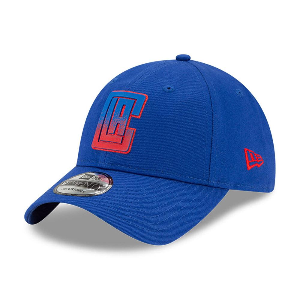 9TWENTY – LA Clippers – NBA – Back Half – Kappe in Blau