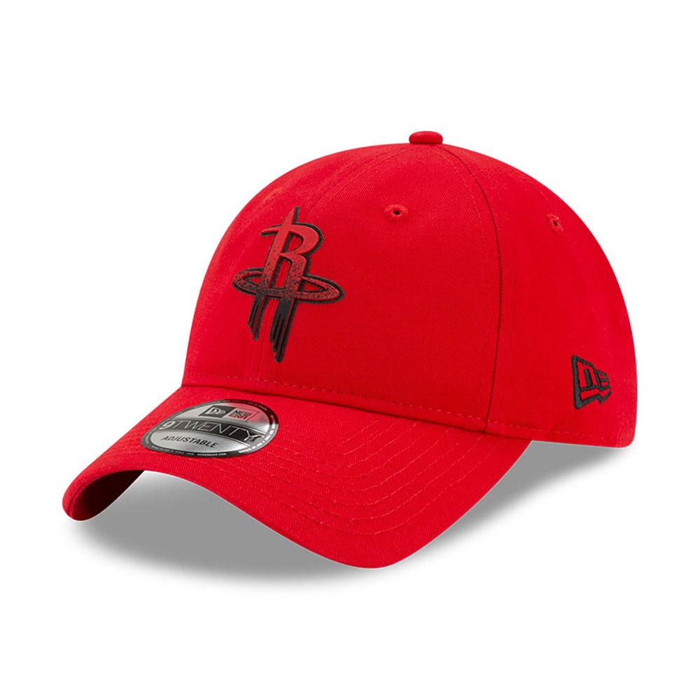 9TWENTY – Houston Rockets – NBA – Back Half – Kappe in Rot