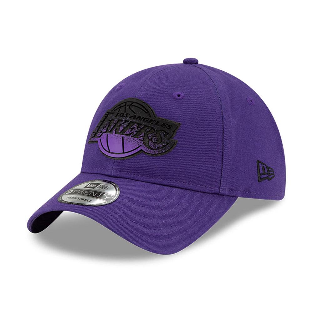 9TWENTY – LA Lakers – NBA – Back Half – Kappe in Lila