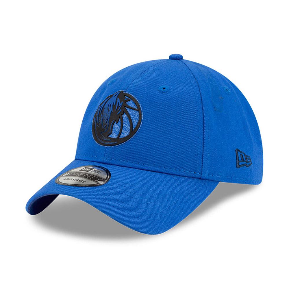9TWENTY – Dallas Mavericks – NBA – Back Half – Kappe in Blau