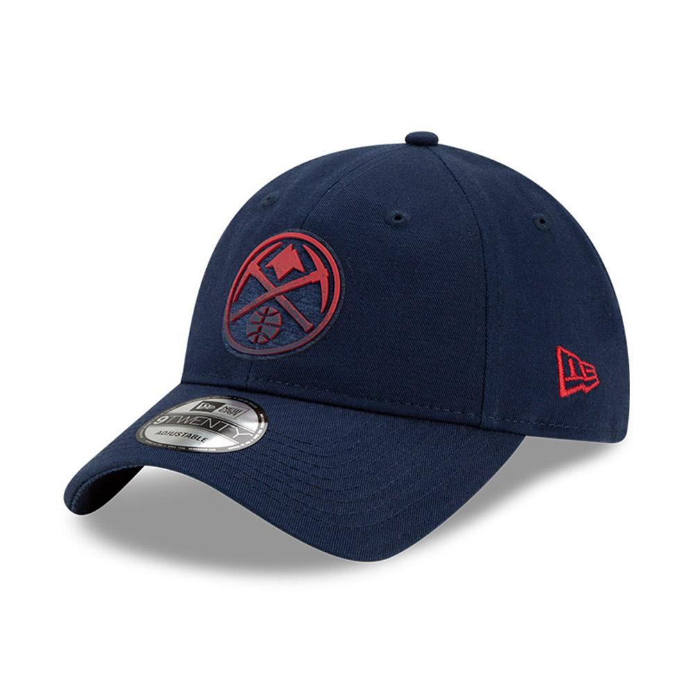 9TWENTY – Denver Nuggets – NBA – Back Half – Kappe in Blau