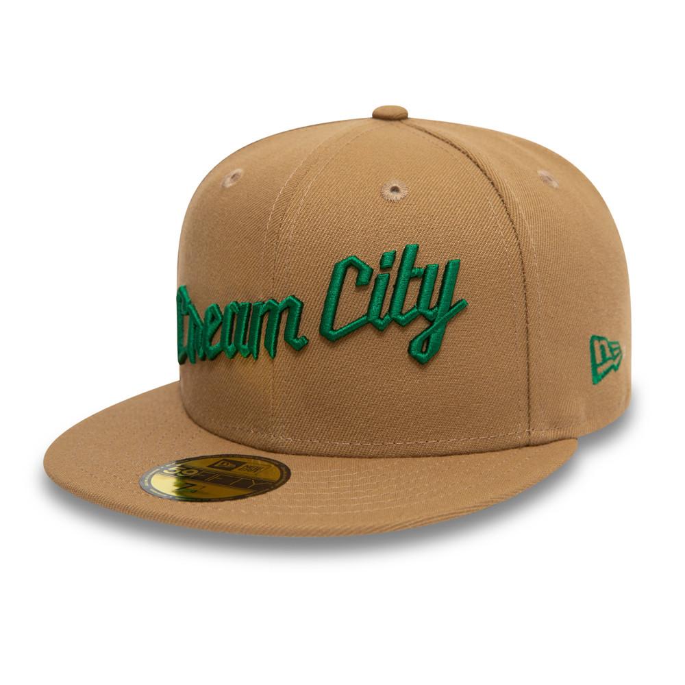 59FIFTY – Milwaukee Bucks – Cream City – Kappe in Beige
