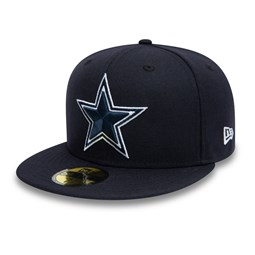 Dallas Cowboys NFL Draft Navy 59FIFTY Cap