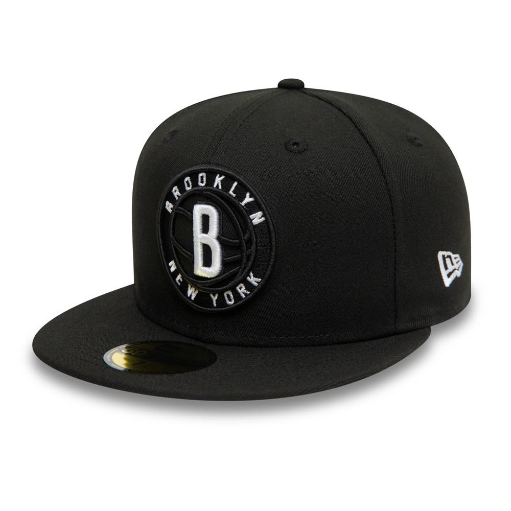 59FIFTY – Brooklyn Nets – Elements – Kappe in Schwarz