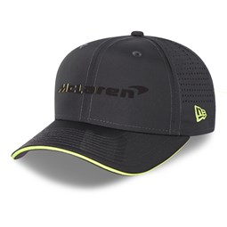 McLaren Lando Norris Black 9FIFTY Stretch Snap Cap
