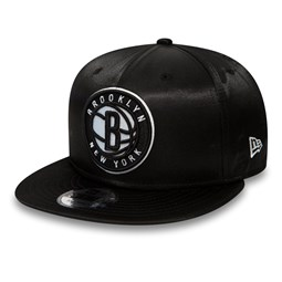 9FIFTY Snapback – Brooklyn Nets – Retro Script – Schwarz