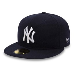 NY Yankees Camel Hair Navy 59FIFTY