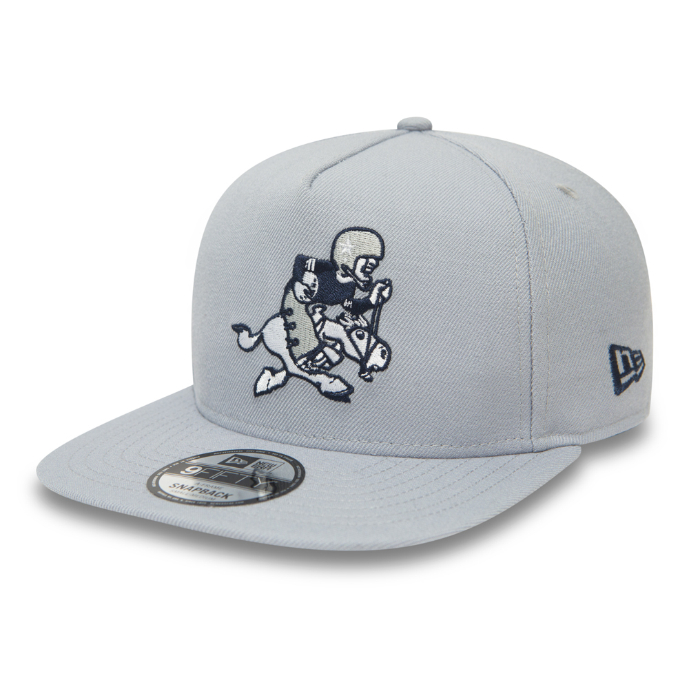 reputable site dd0c8 c0bec ... low cost dallas cowboys character pin a frame 9fifty snapback 5d1d1  8d881