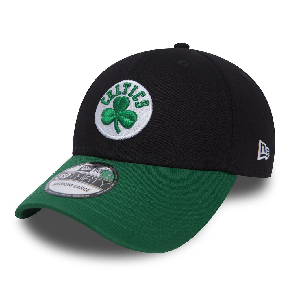 Boston Celtics Base 39THIRTY noir