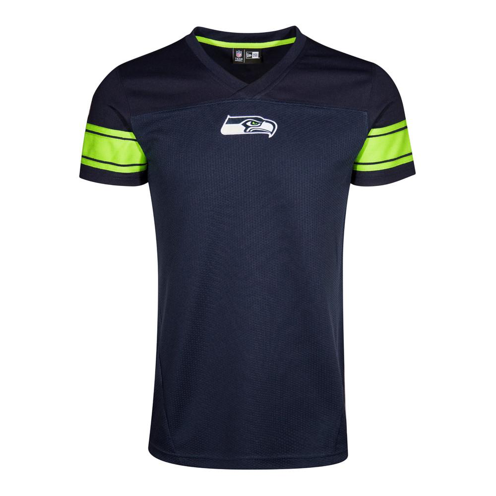 Seattle Seahawks 2016-17 Small Logo Supporters Jersey | New Era Cap