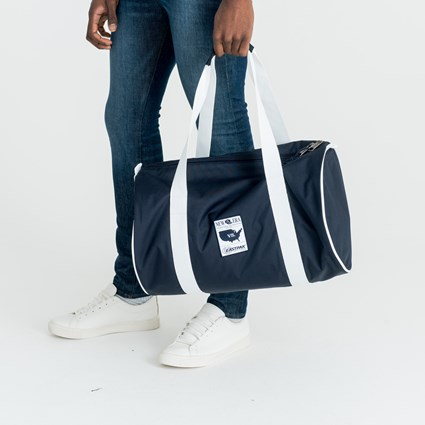 New Era X Eastpak Renana Navy Duffle Bag
