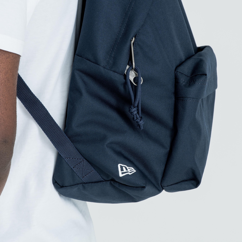 ed1709b86b1 New Era X Eastpak Padded Pak'R Navy Backpack | New Era