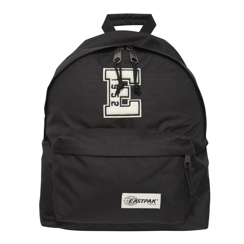 Zaino imbottito nero New Era X Eastpak Padded Pak'R