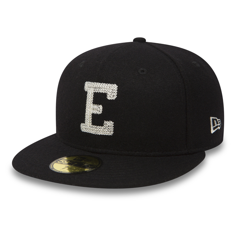New Era X Eastpak 59FIFTY noir