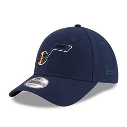 Utah Jazz The League Navy 9FORTY