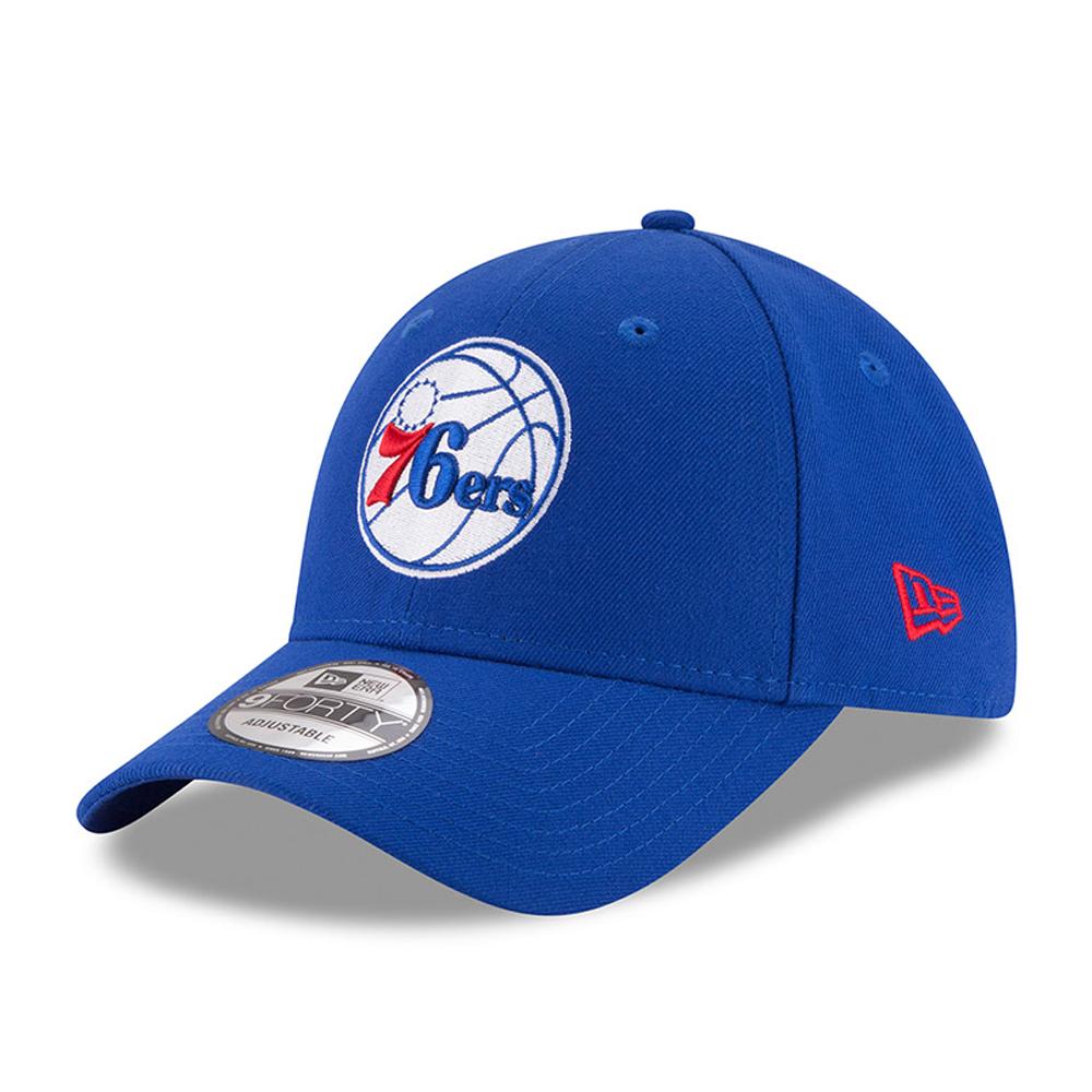 Cappellino 9FORTY The League dei Philadelphia 76ers blu