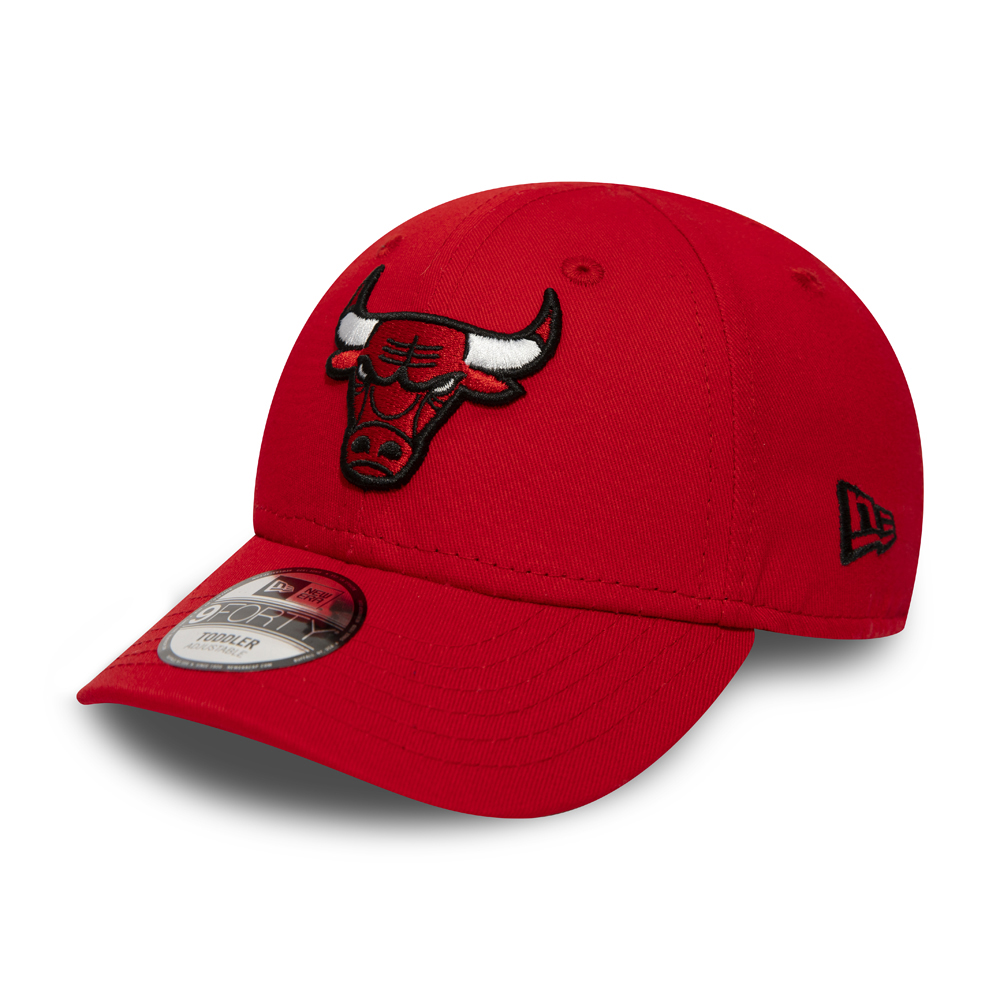 Chicago Bulls Essential 9FORTY bebé, rojo