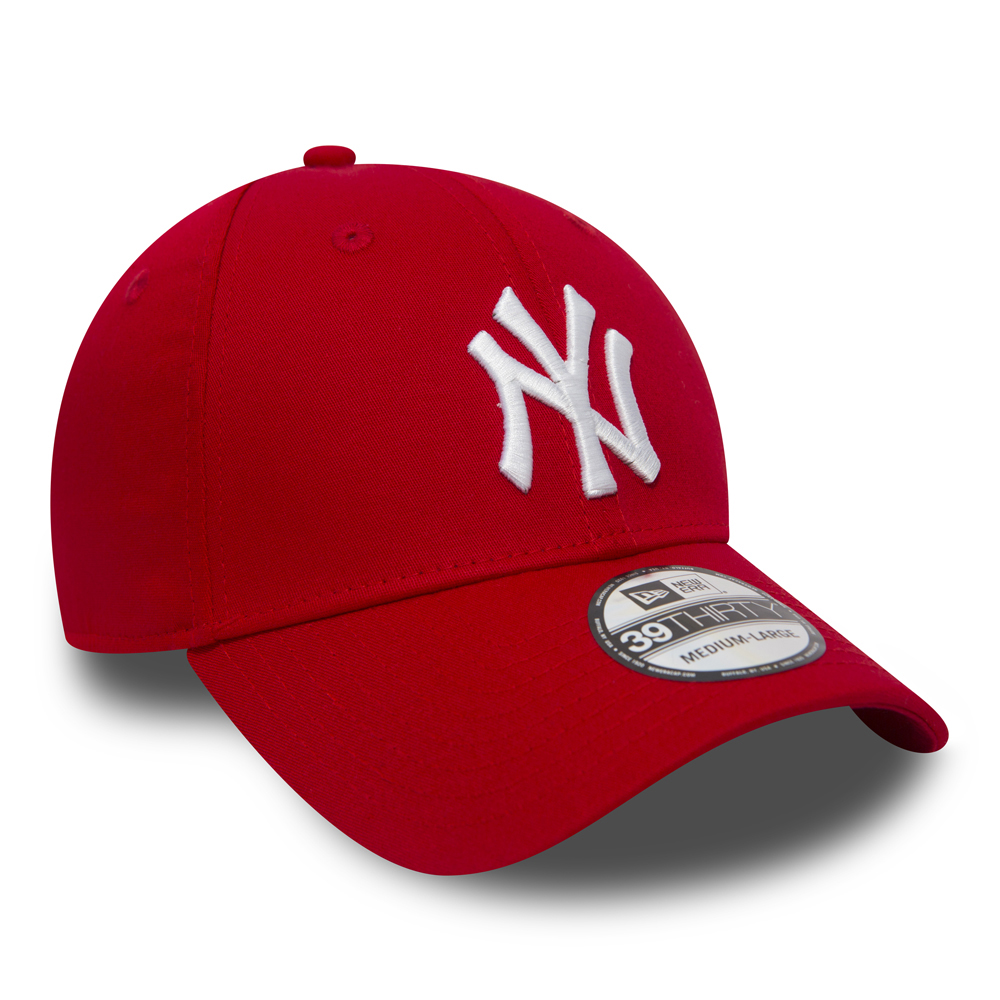 e6cb622ac61d4 ... rojo NY Yankees Essential 39THIRTY