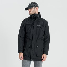 Oakland Raiders NTC Black Parka