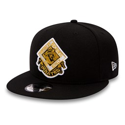 Pittsburgh Pirates 1960 World Series Patch Black 9FIFTY Snapback