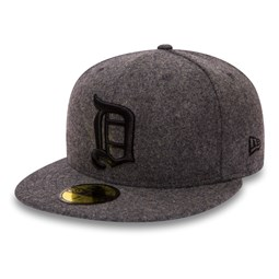 Detroit Tigers Melton Dark Grey 59FIFTY